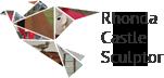 Rhonda Castle Sculptor Logo